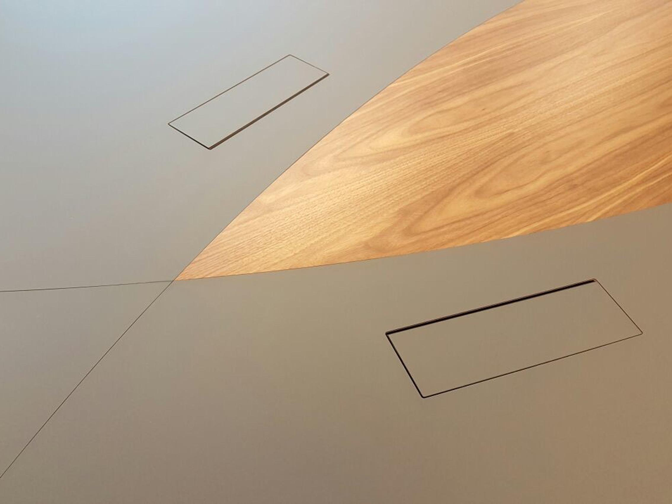 Detail Castelijn boardroomtafel