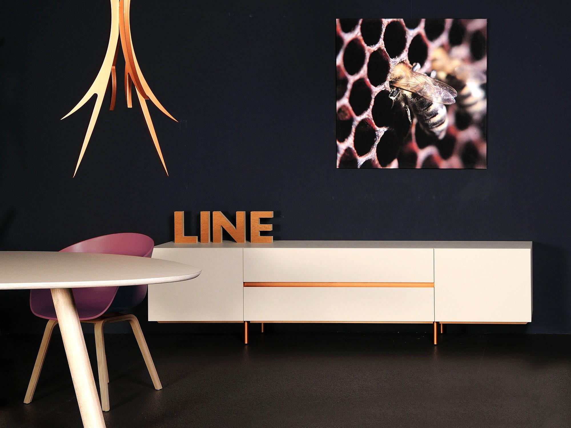 LINE-LC, ontwerp door Dick spierenburg