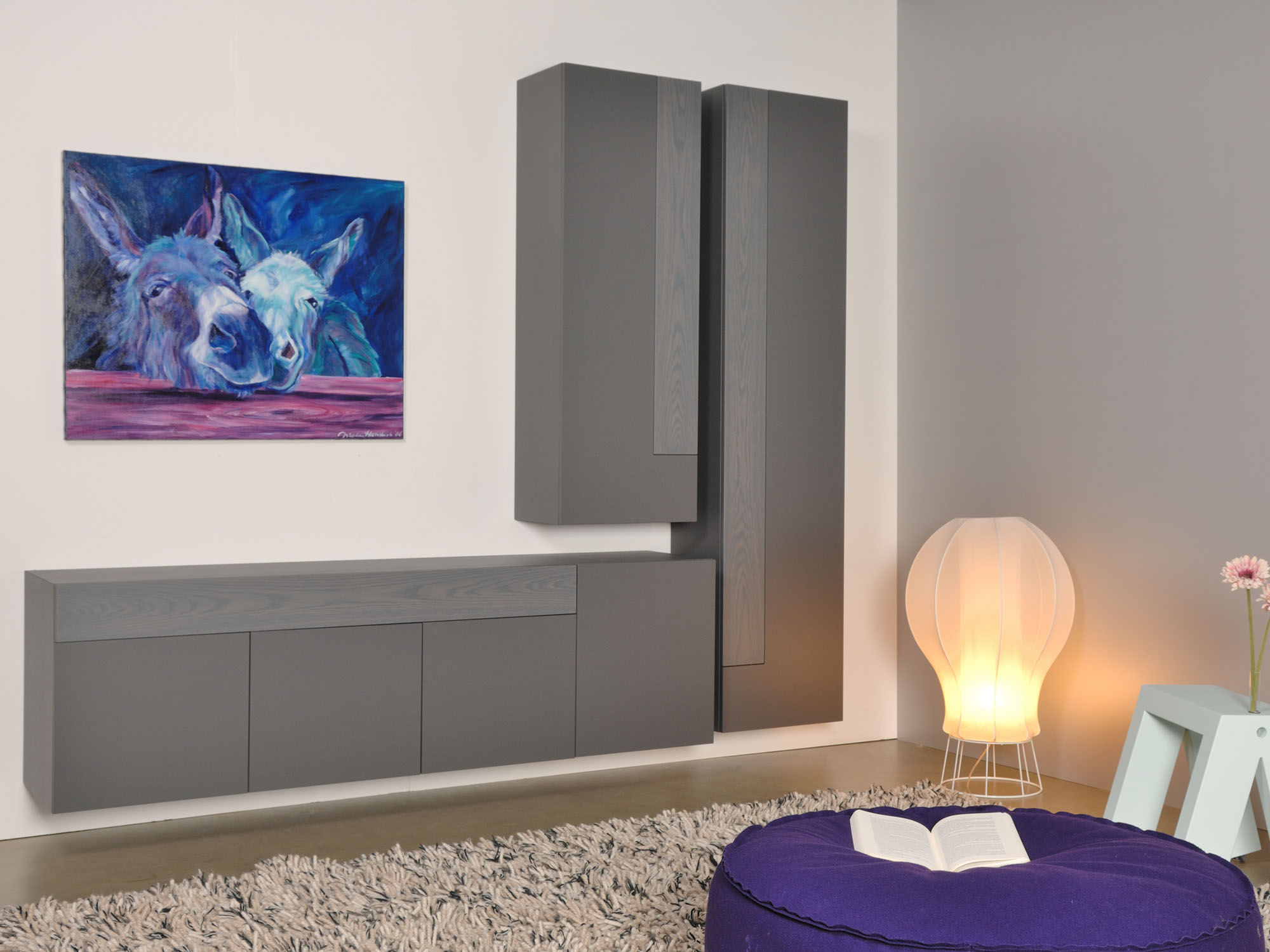 SOLO wandcombinatie, ontwerp door Castelijn Team