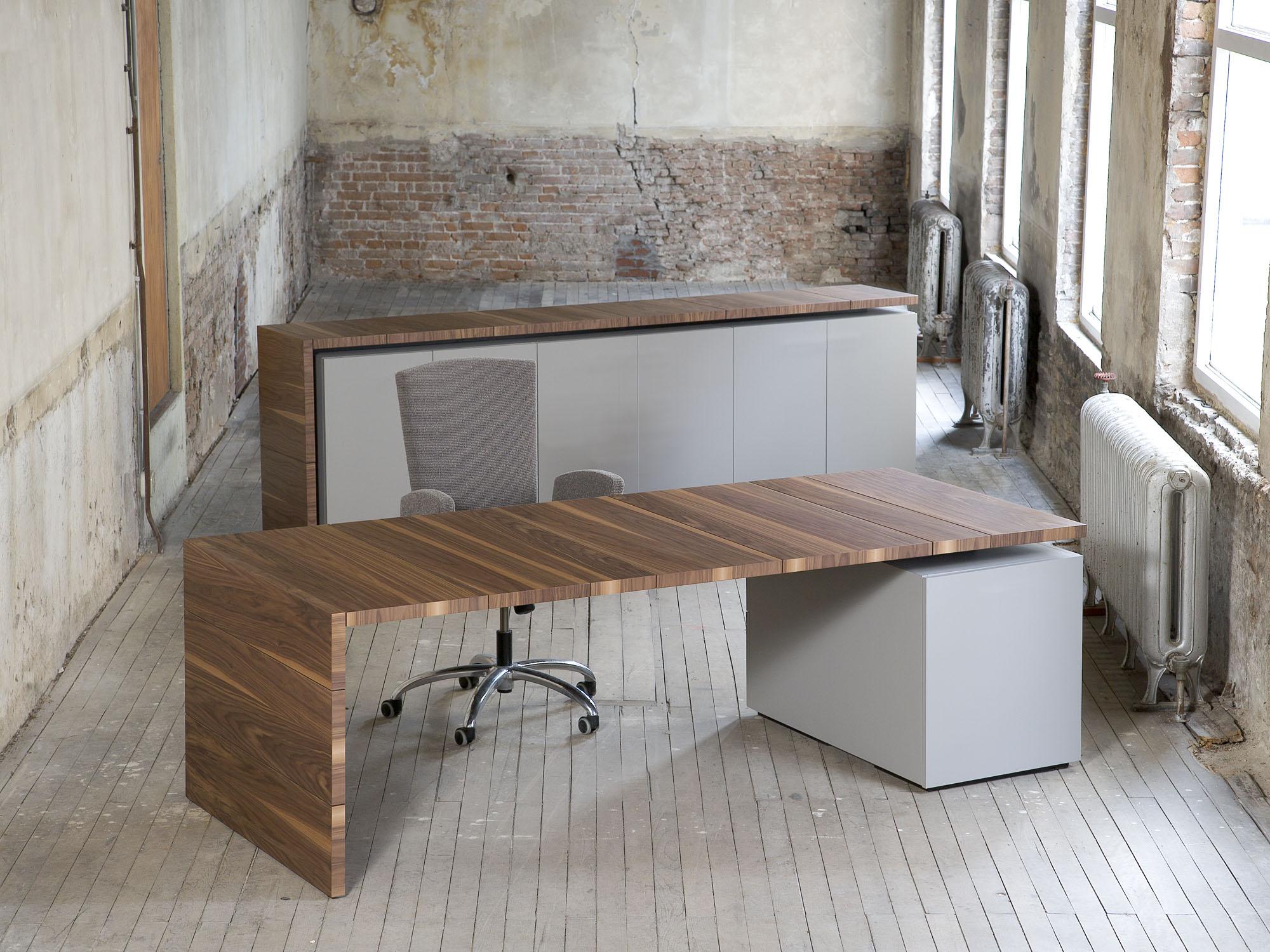 LV-bureau en LV-kast, ontwerp door Marieke Castelijn