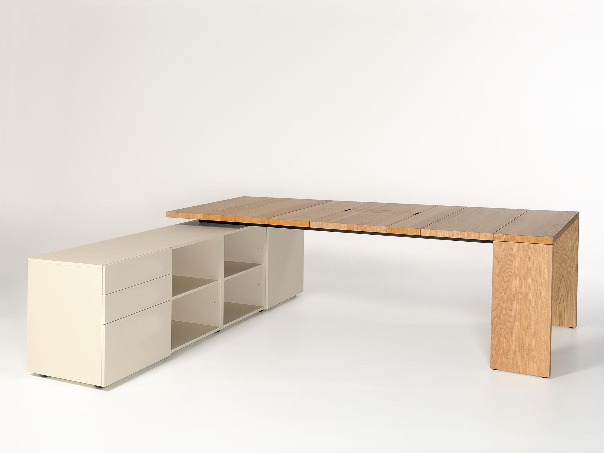 LV met sideboard, ontwerp door Marieke Castelijn