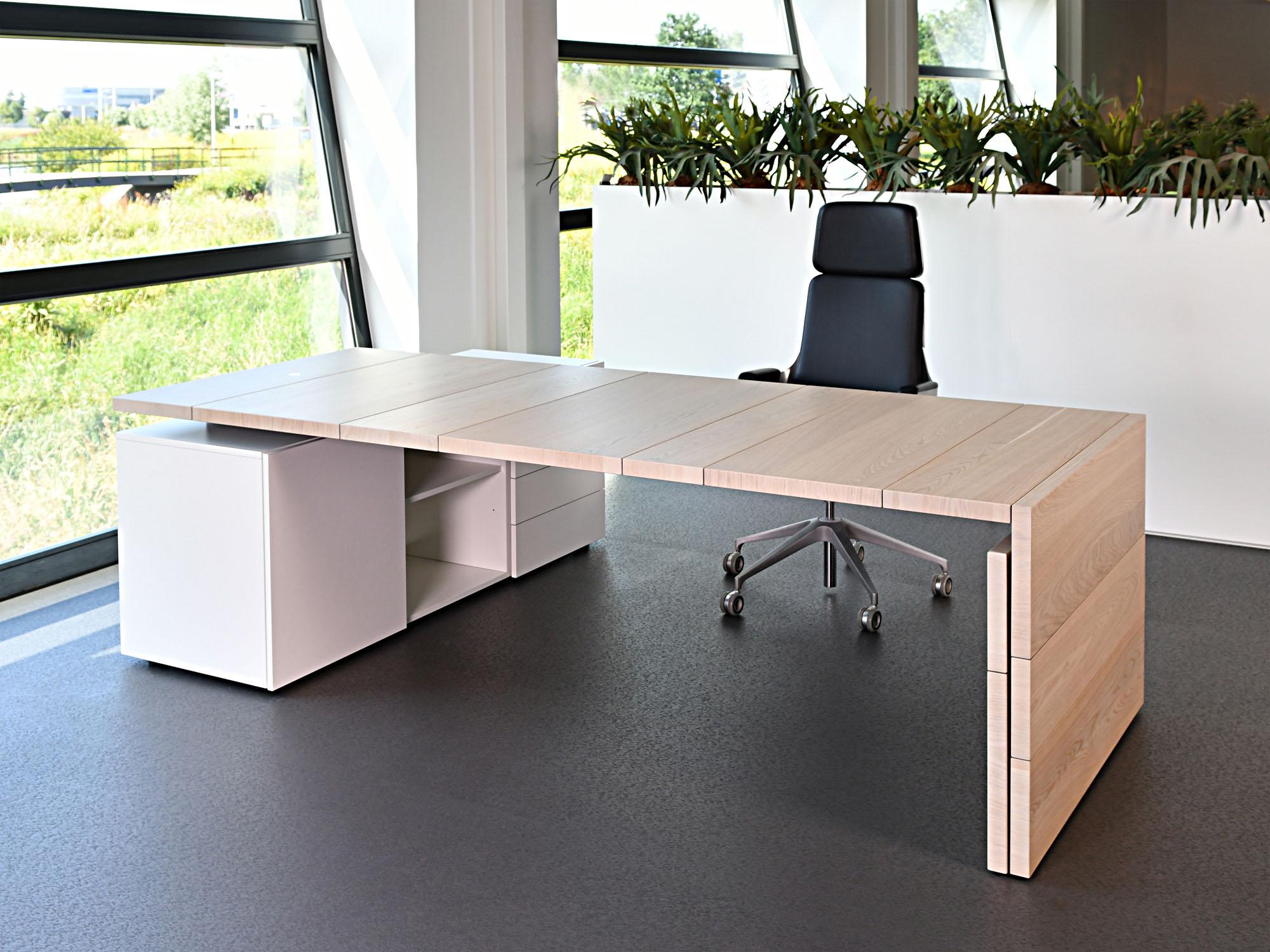 LV-zitsta met sideboard, ontwerp door Marieke Castelijn