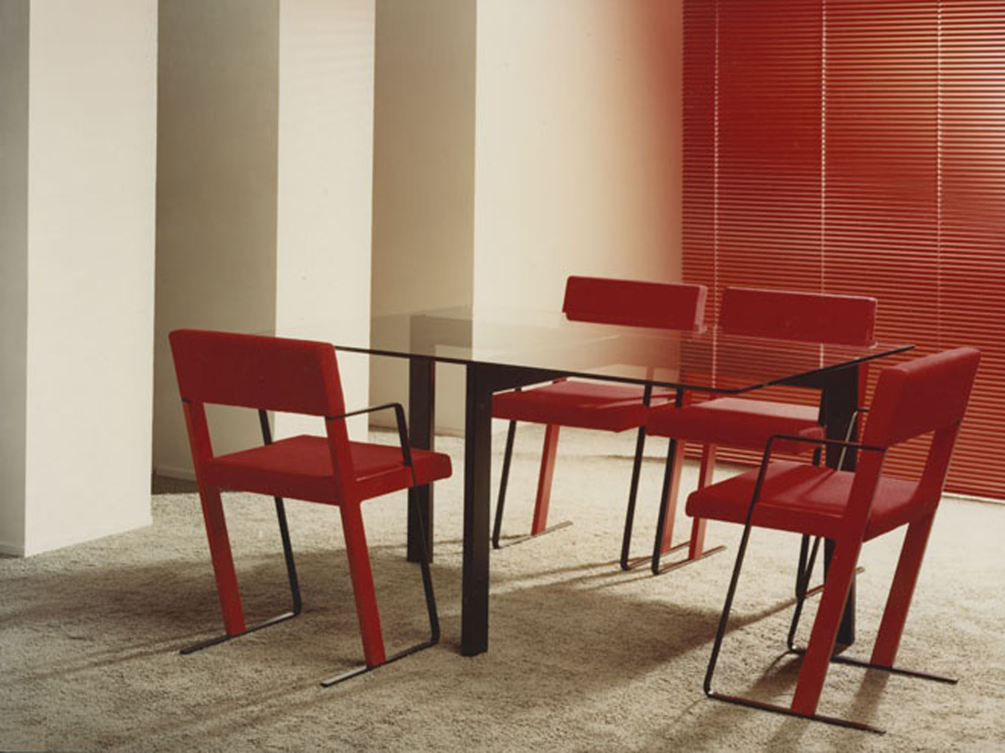 Castelijn Collection classic, tafel TG en stoelen SDC