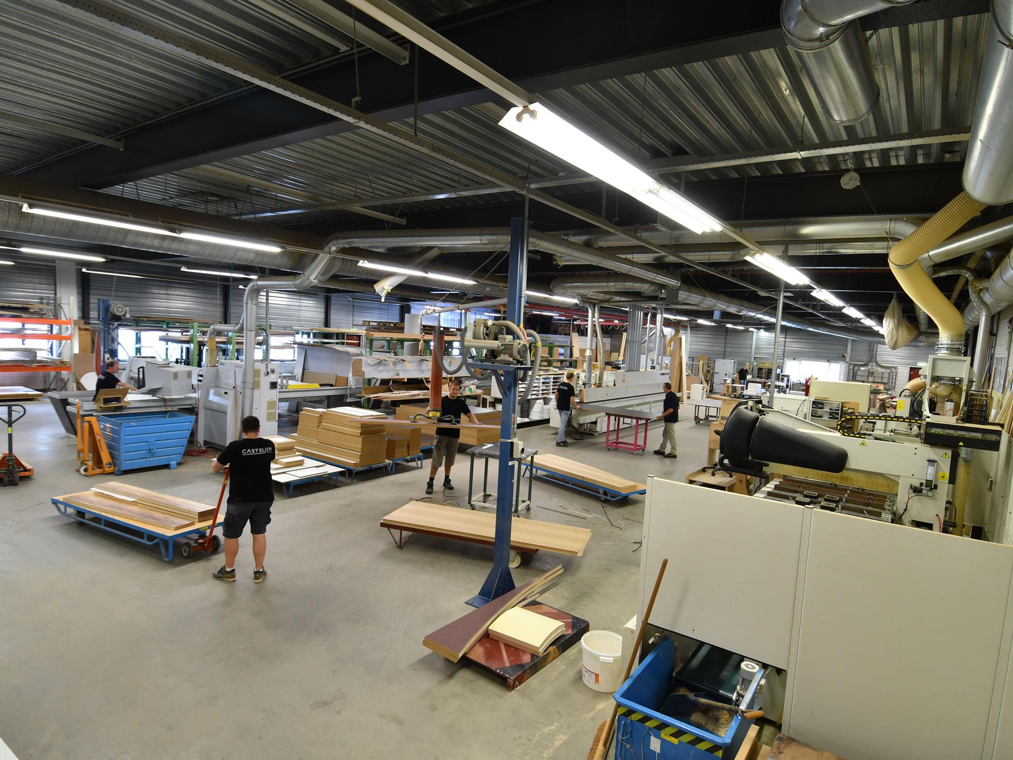De Castelijn fabriek