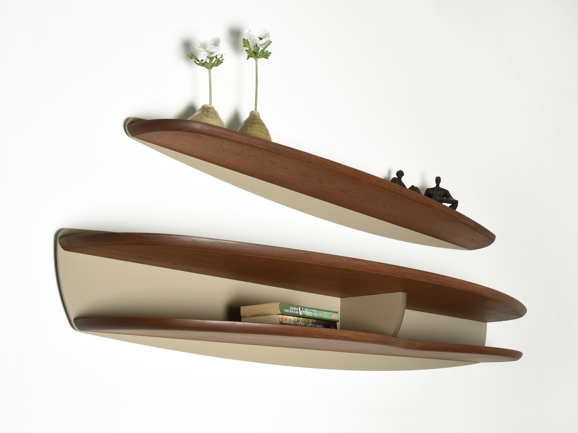 Castelijn CP wandplanken - design by Dick Spierenburg