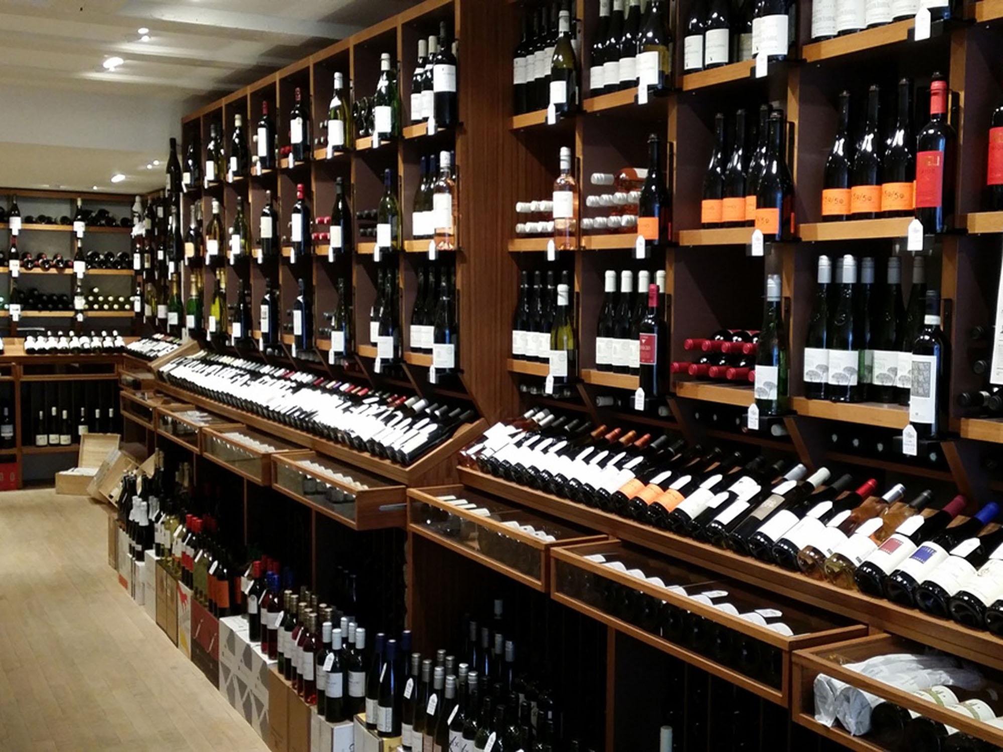 Castelijn maatwerk wijnrek