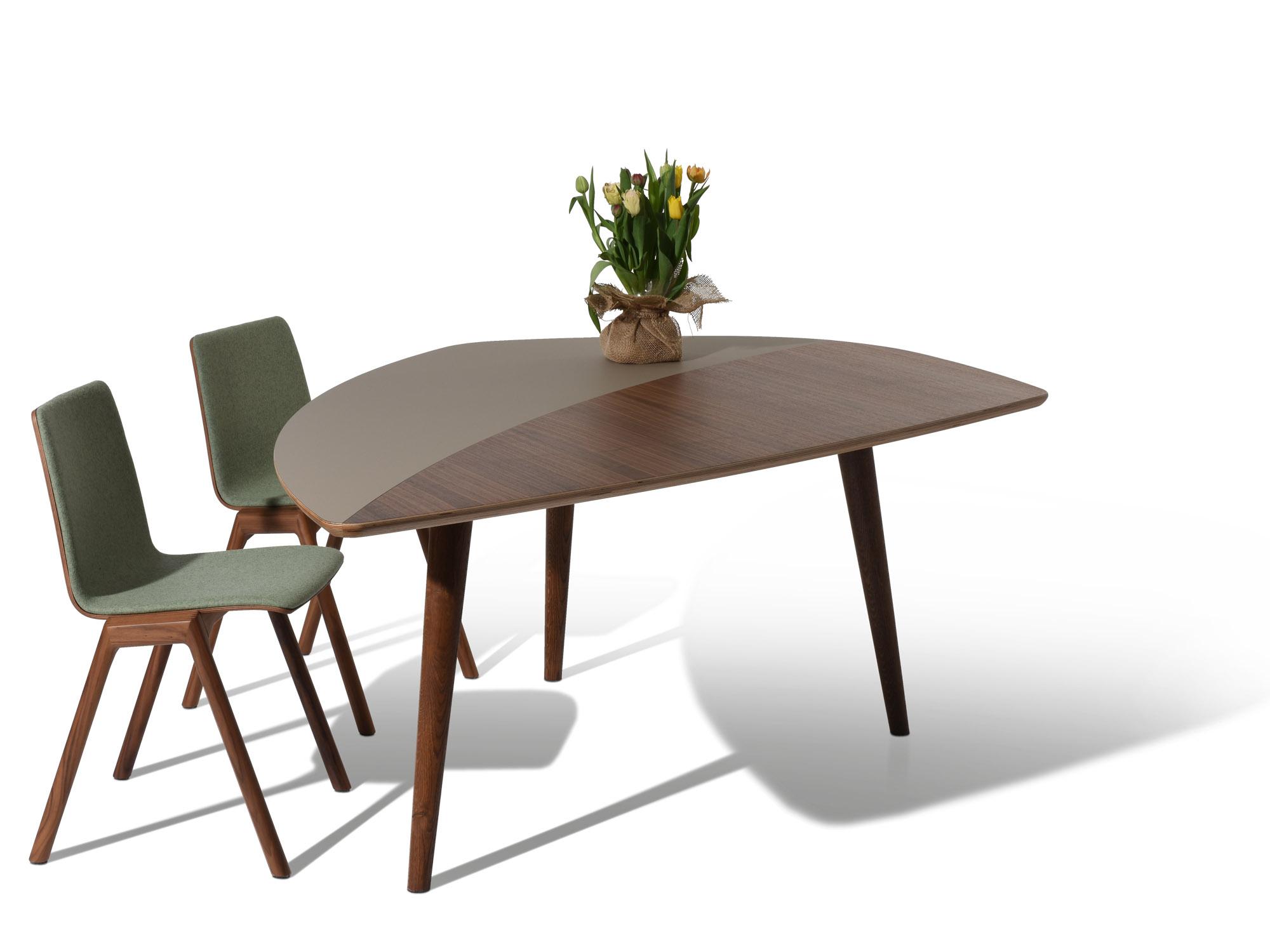 Castelijn RP bladvorm tafel - Design by Marieke Castelijn