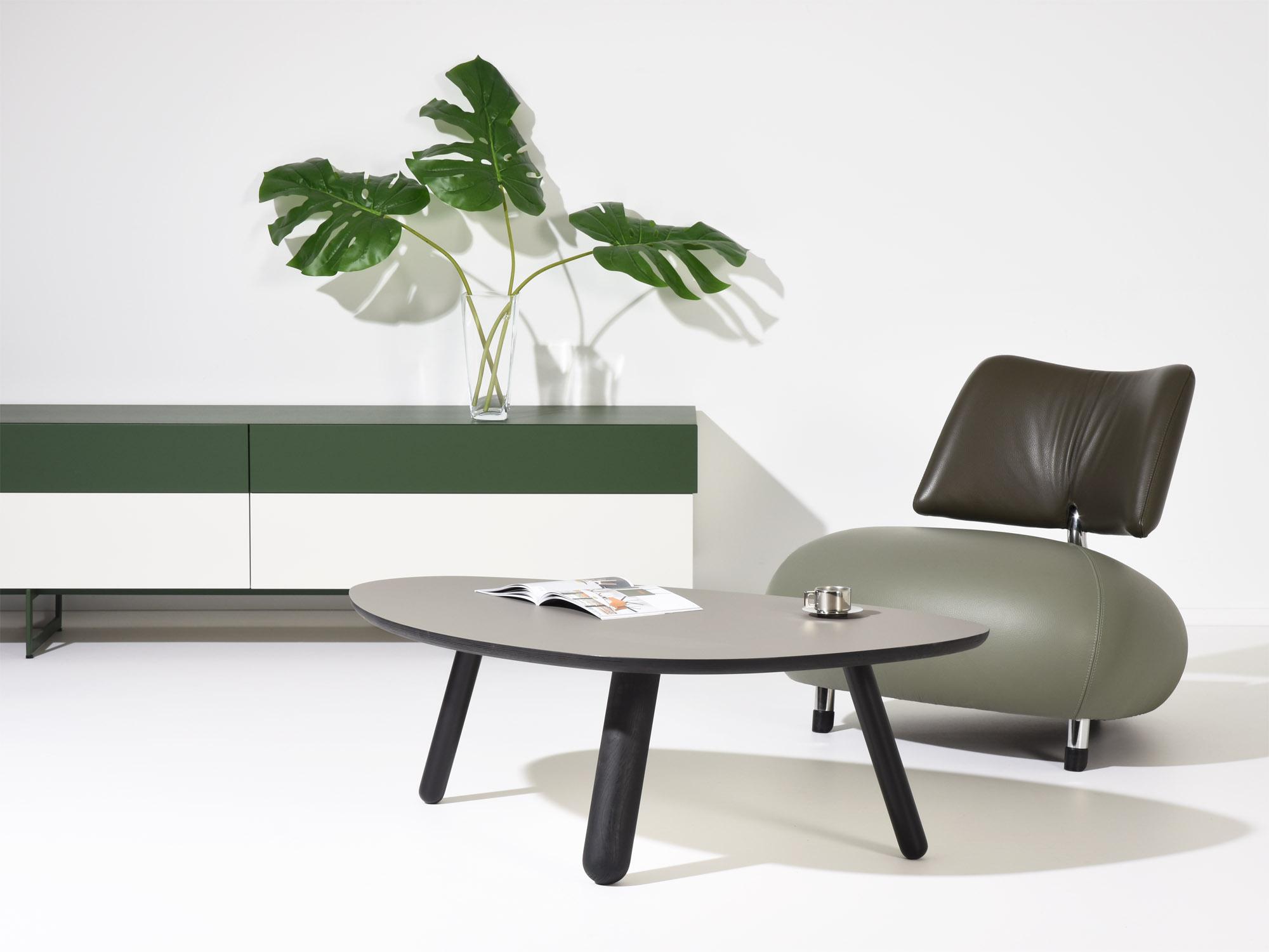 Castelijn Salontafel Circlips - Design by Dick Spierenburg