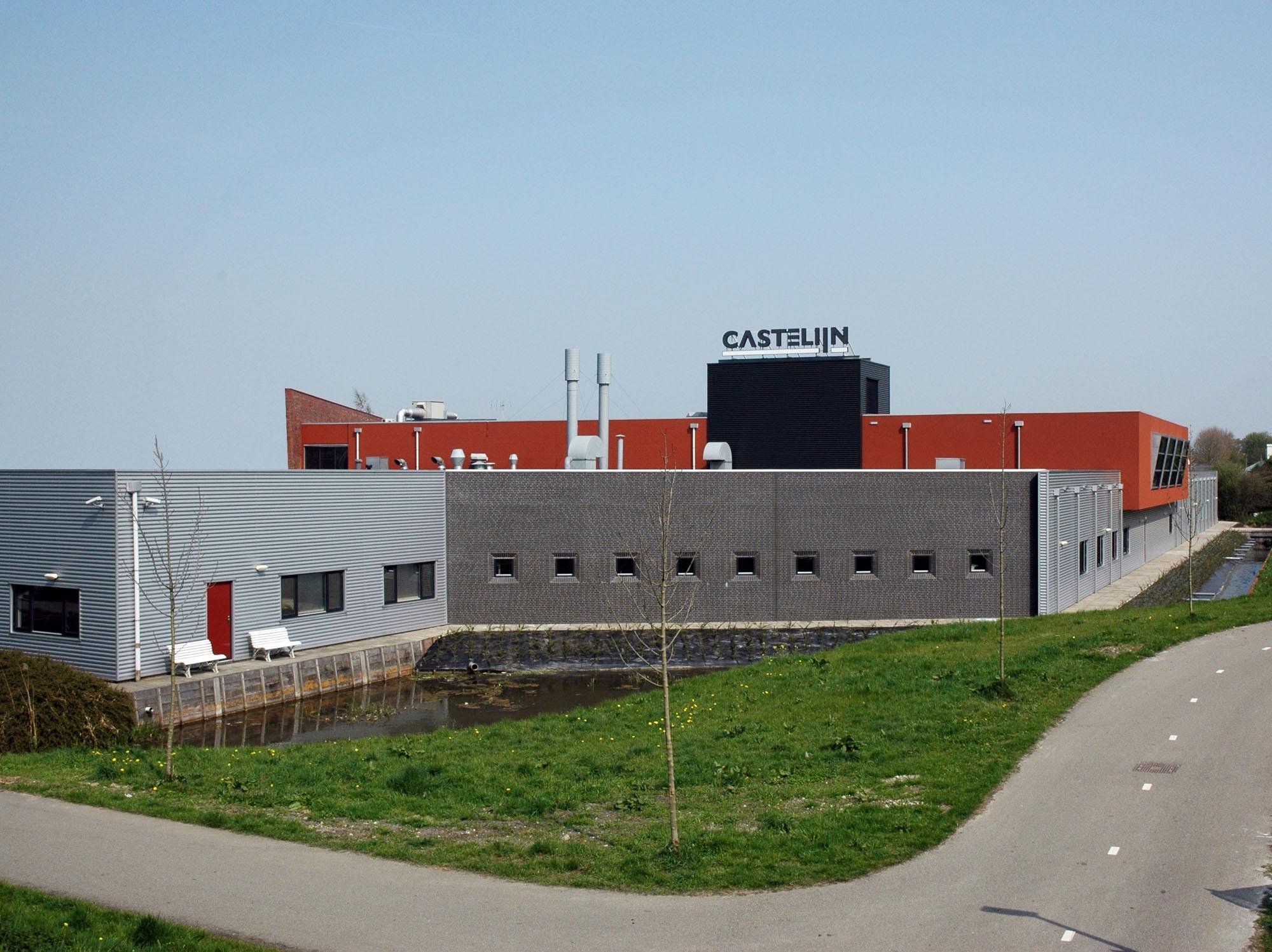 De Castelijn toonkamer en fabriek in Roelofarendsveen